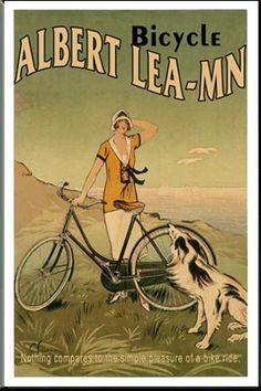A veces, busco imágenes de bicis para alegrarme