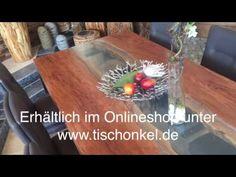 GroBartig Esstische, Couchtische Und Möbel Aus Massivholz. Beim Tischonkel Finden Sie  Ihren Baumstamm Tisch Und