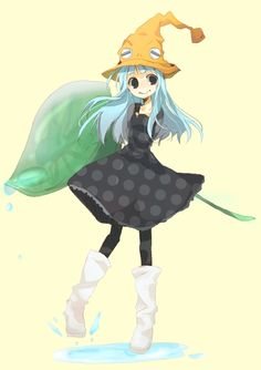SOUL EATER, Eruka Frog, Witch Hat, Witch