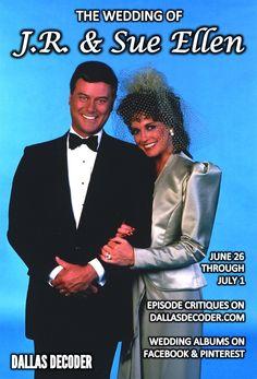 11 J R Sue Ellen S Dallas Wedding Album Ideas Dallas Wedding Dallas Dallas Tv