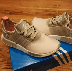 Adidas Tubular Radial K White and holographic adidas tubular. Brand new* never worn. Very comfortable and hard to find. Im selling these because they are to small for me :( But still super cute! I am listing these as a 6 because a 6 in womens is a 4 in boys. Comes with the box. 100% authentic. Adidas Shoes Sneakers