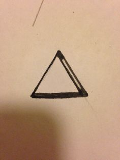 delta symbol, meaning change. so beautiful!