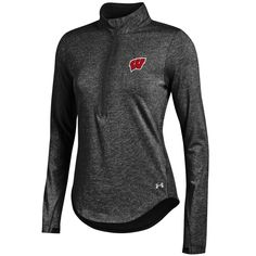 Under Armour Outfits, Wisconsin Badgers, Program Design, Under Armour Women, Large Black, Nike Jacket, Image Link, Advertising, Fan
