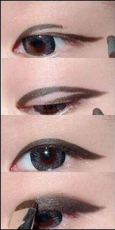 eye makeup eyeshadow