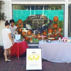 Come get some tasty treats from us and @flourishfoodssf at the @shopbitte pop-up @marionandrose in downtown Oakland. We're here until 6pm!