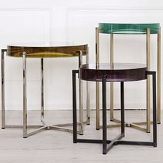 holly hunt lens tables - Google Search