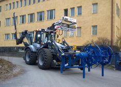 #Lännen #rail #line #machine #multi_purpose #railway_work #reach_out #dig #load #lift #transfer #cable