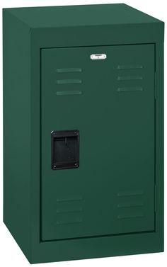 1 Tier 1 Wide  Welded Steel Locker