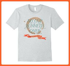 Mens Cute Christian Scripture Coffee Shirt  2XL Heather Grey - Food and drink shirts (*Partner-Link)