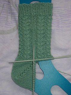Ravelry: spinningsue's Denmark Socks