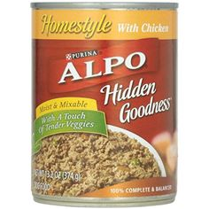 Alpo Hidden Goodness Homestyle Canned Dog Food, Chicken, 13.2 oz @@@ You could find more details by visiting the image link. (This is an affiliate link and I receive a commission for the sales)