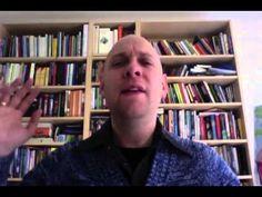 Schrijver Jozua Douglas opent de Kinderboekenweek. Filmpje, speciaal gemaakt voor De Vlieger!