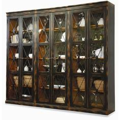 Looking for Hooker Furniture Sanctuary 3 Piece Display Cabinet Set Ebony ? Check out our picks for the Hooker Furniture Sanctuary 3 Piece Display Cabinet Set Ebony from the popular stores - all in one. Hooker Furniture, Ikea Furniture, Antique Furniture, Rustic Furniture, Steel Furniture, Furniture Makeover, Furniture Dolly, Furniture Stores, Modern Furniture