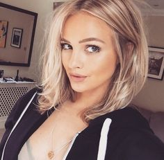 Straight Hair Styles Best 27 Cute Haircuts For Shoulder Length Hair  Pinterest  Shoulder