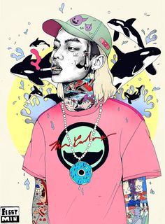 I need Keith ape on a sweatshirt pls feggymin