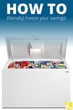 How a Deep Freezer Can Help You Save Cash