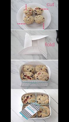 DIY Muffin Holder