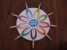 girl scout kaper charts | my job was to make the kaper chart i had to google kaper chart as i ...