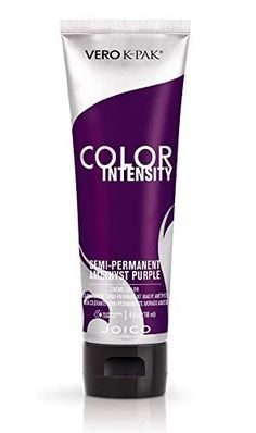 Joico Vero Kpak Color Intensity Semipermanent Hair Color  Amethyst Purple by joico >>> To view further for this item, visit the image link.Note:It is affiliate link to Amazon.