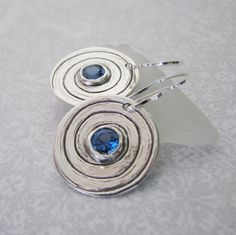 PMC Artisan Jewelry Handcrafted Fine Silver by SilverWishes
