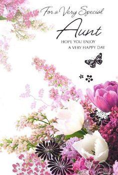 Birthday wishes for aunt quotes you are 49 trendy ideas Happy Birthday Wishes Aunt, Birthday Greetings For Aunt, Aunt Birthday, Happy Birthday Messages, Happy Birthday Aunt From Niece, Birthday Humorous, Magic Birthday, Birthday Stuff, Birthday Fun
