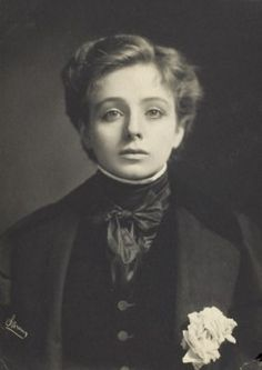 Maude Adams in L'aigion, 1900