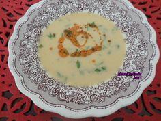 yoğurtlu kereviz çorbası