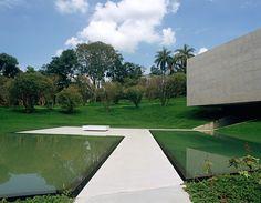 Inhotim Centro de Arte Contemporânea by TACOA ARQUITETOS