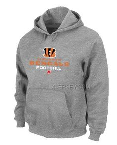 (Nate) he would love a new gray comfy bengals hoodie size XL. He doesn't want an athletic cut or zipper. Just a classic gray hoodie!