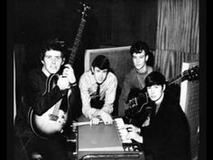 The Searchers ~ When You Walk in the Room (written by Jackie DeShannon) >>Slideshow only, but what a great song . .