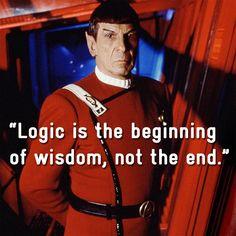 Remembering Spock's Wit & Wisdom in 17 Pictures New Star Trek, Star Wars, Star Trek Tos, Star Trek Voyager, Star Trek Enterprise, Spock Quotes, Star Trek Quotes, Leonard Nimoy, Herbert Lom