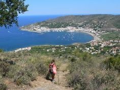 senderismo: Llançà › St. Pere de Rodes › Port de la Selva › Llançà
