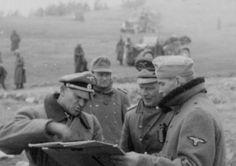 Sepp Dietrich and Max Wünsche