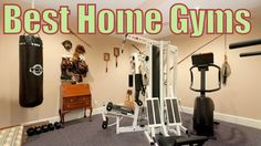 Top 3 Best Home Gyms Reviews | Updated