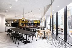 De Bijenkorf Utrecht Restaurant by i29 interior architects 01 - MyHouseIdea