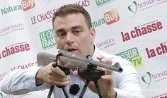 La canne de tir 4Stable Stick permet de stabiliser sa carabine pour les tirs d'approche.