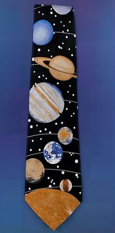 Solar system tie
