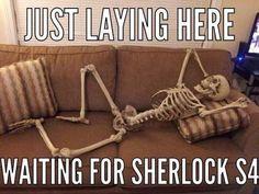 Waiting for Sherlock season 4...