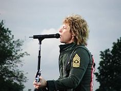 Jon Bon Jovi is also from NJ