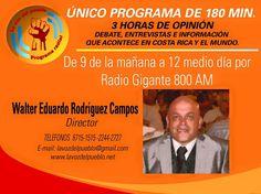 LA VOZ DEL PUEBLO - COSTA RICA: PARTICIPACION NUMERO 2 DE HERNAN TASSIS EN LA VOZ ...