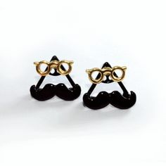 Buy directly from the world's most awesome indie brands. Or open a free online store. Front Back Earrings, Online Fashion Stores, Earring Set, Gentleman, Buy And Sell, Stud Earrings, Jewels, Glasses, Delivery