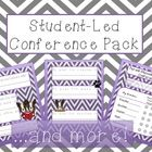 This contains great forms for hosting a student-led conference.  In this pack you will find:  -Letter to parents  -Student checklist  -Grade reflectio...