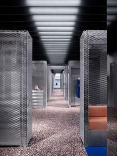 Acne Studios, Bozarthfornell Architects · Los Angeles Store