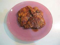 Senza glutine ricette Fettine alle erbe e salsa di soia