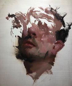 Source by Henrik Uldalen, A Level Art, Acrylic Art, Nursery Wall Art, Aesthetic Art, Painting Techniques, Art Oil, Painting Inspiration, Art Boards