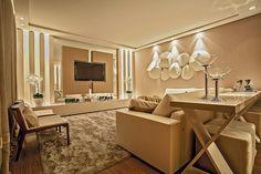 Painéis para tv – veja modelos   salas lindas!