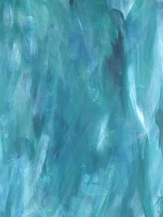 Blue Green Haze by VibrantPictures on Etsy