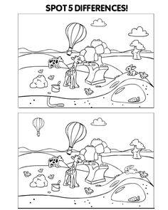 math worksheet : free printable  spot the difference worksheets! http  www  : Spot The Difference Worksheets For Kindergarten