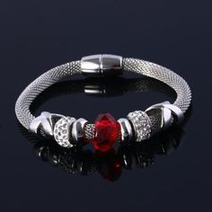 Weave Bracelets for women Bangle Bracelets With Charms c06ff475c034