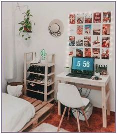 30 Approved Decorating Ideas * in the pays-des-fleu . - 30 Approved Decorating Ideas * in-the-land-of-flowers … - Cute Room Ideas, Cute Room Decor, Room Ideas For Men, Baby Zimmer Ikea, Dressing Room Design, Room Ideas Bedroom, Bedroom Inspo, Men Bedroom, Girl Bedrooms